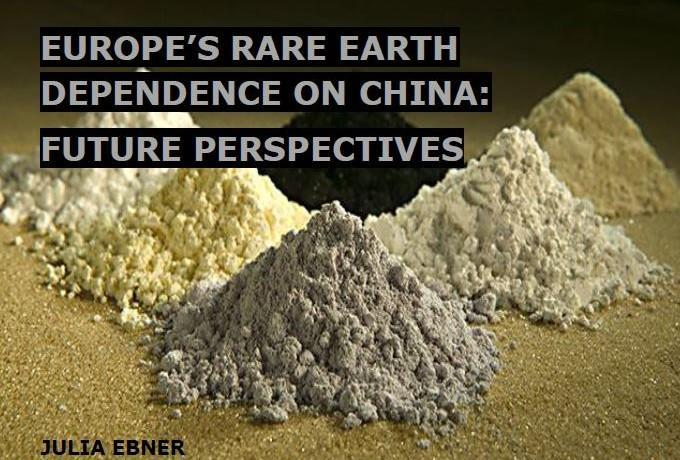 Europe's Rare Earth Dependence on China: Future Perspectives (December 2014)