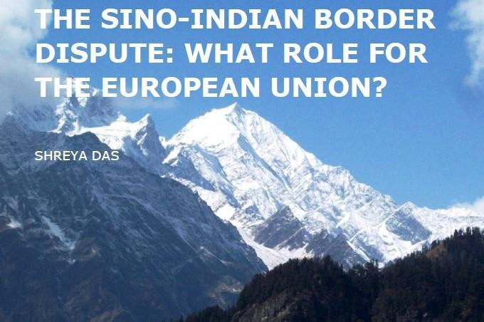 The Sino-Indian Border Dispute: What Role for the European Union? (February 2014)