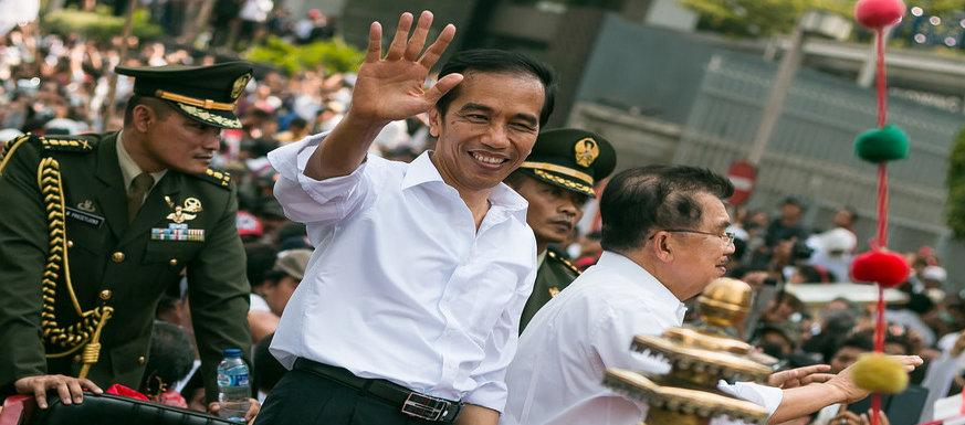 A More Activist Foreign Policy? Indonesia and ASEAN under Jokowi
