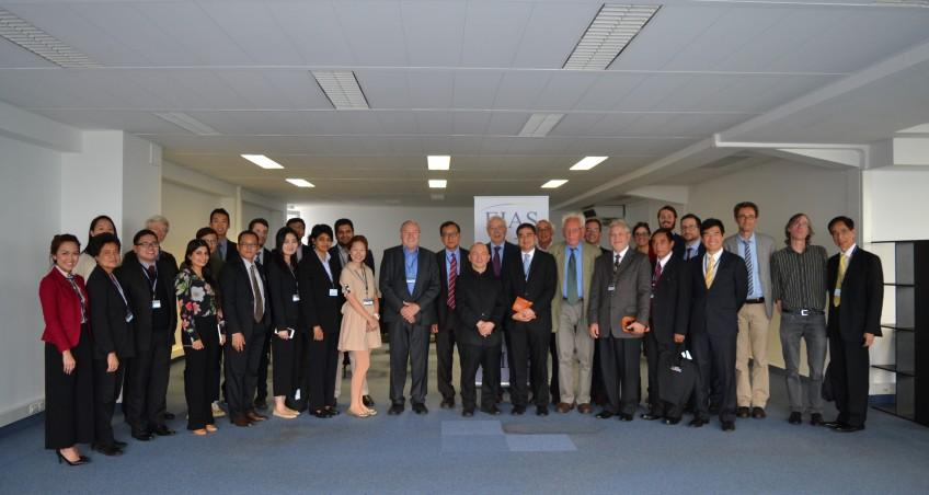 EIAS welcomes Delegation from the Council of Asian Liberals and Democrats (CALD)