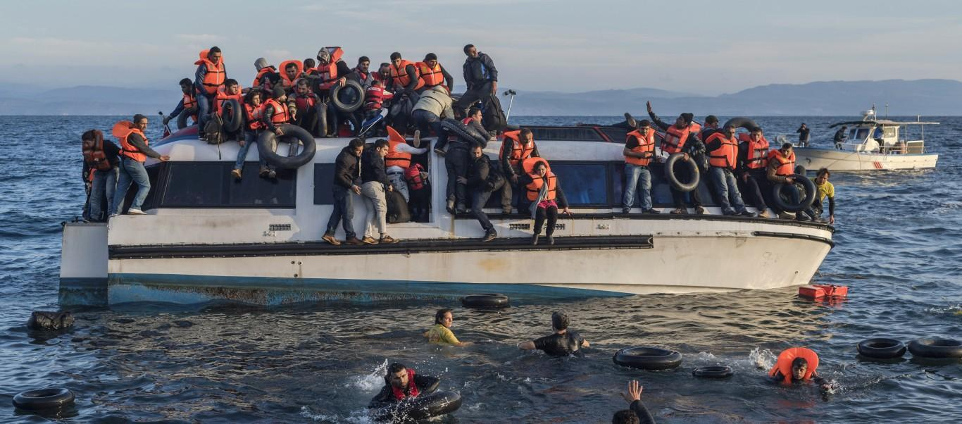 EIAS Research on Migration and the Refugee Crisis