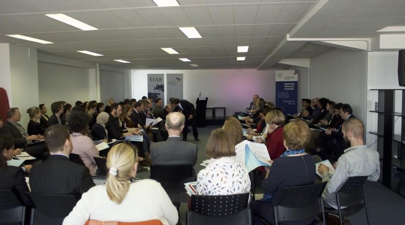 EIAS Hosts Roundtable on Civic Education, Integration and De-radicalization