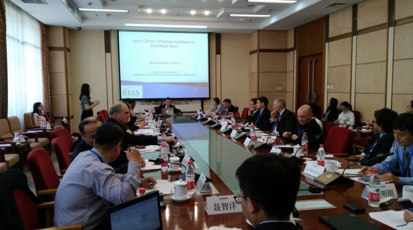 EIAS Experts Participate in OBOR Workshop in Beijing Organised by Liaowang Institute