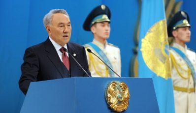 Kazakhstan: Entering a New Era of Modernisation