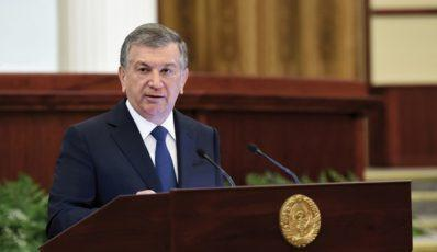 Uzbekistan at 26: New Ambitions, Promising Future