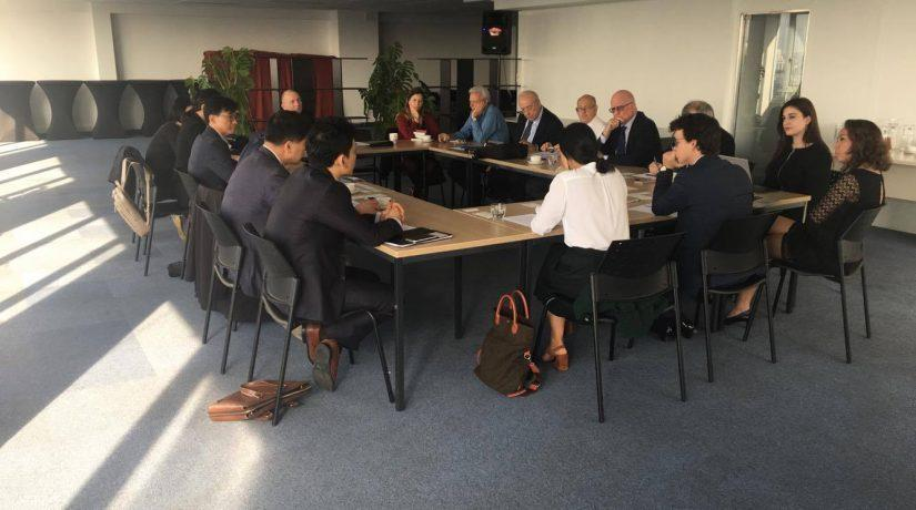 EIAS Hosts Delegation from the Ministry of Unification of the Republic of Korea