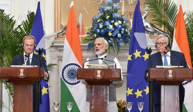 EU-India Trade and Investment Partnership Summit (TIPS) 2017