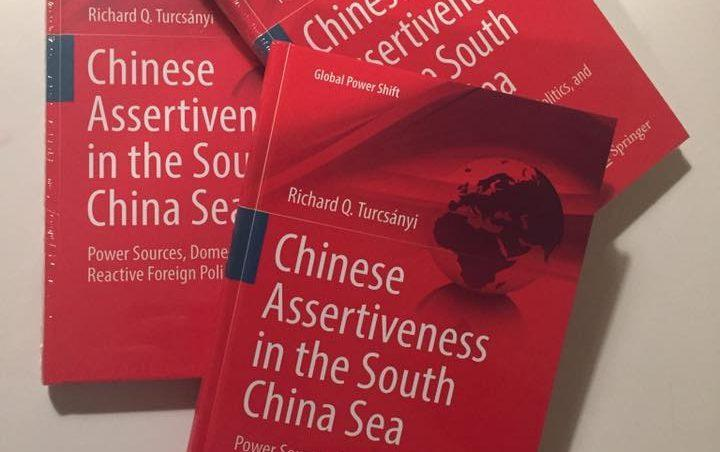 New Book by EIAS Associate Researcher Richard Turcsanyi