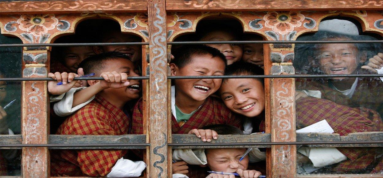 Bhutan: Modernisation and Diversification