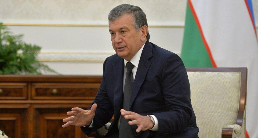 Note of comment on the Address of the President of Uzbekistan to the national Parliamentary Assembly
