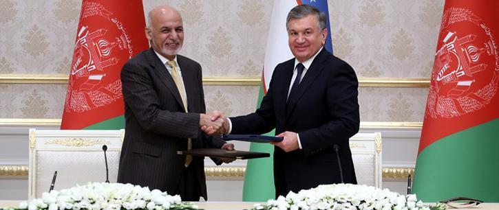 Uzbekistan Hosts Momentous Conference on Afghanistan