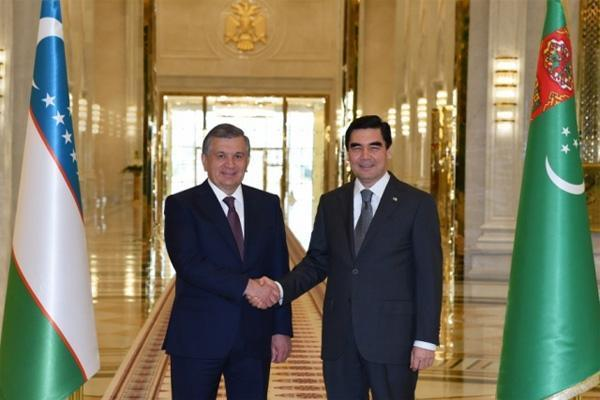Note of Comment on Relations between Turkmenistan and Uzbekistan ahead of the Visit By President Berdimuhamedov to Tashkent