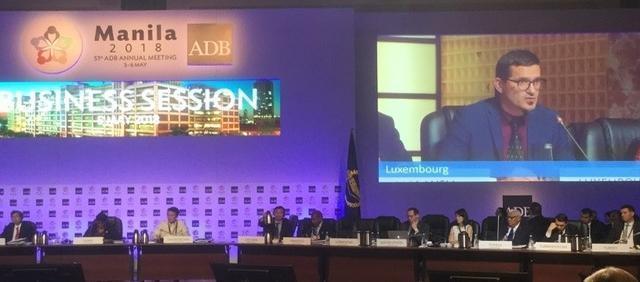 2018 ADB Annual Summit