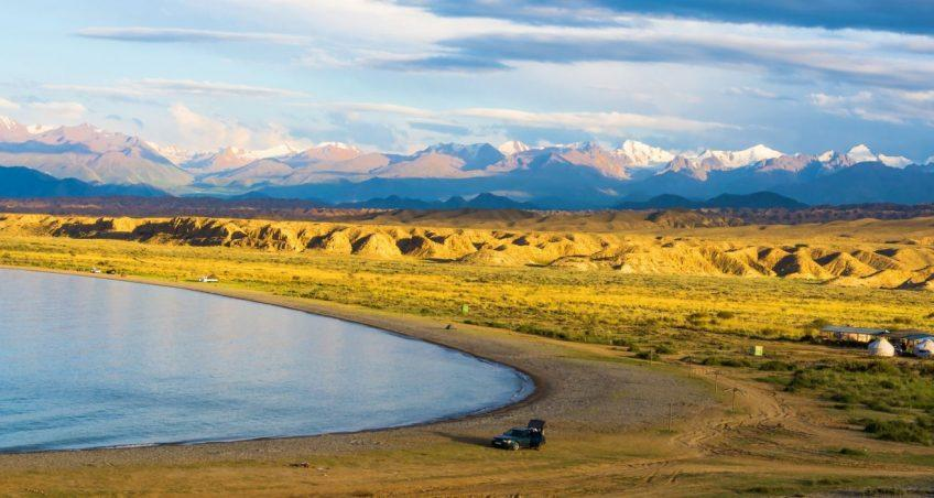 Water and Climate in Central Asia: From Conflict to Cooperation