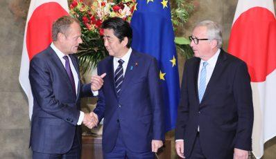 Book Launch: EU-Japan Security Cooperation Developments in light of the EPA and SPA