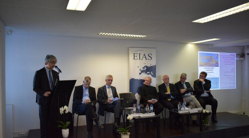 Book Launch: EU-Japan security cooperation developments in light of the EPA and the SPA