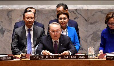 A Global Kazakhstan for an Interconnected World
