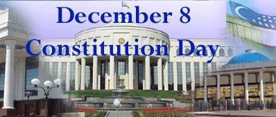 Reception on Occasion of Uzbekistan's Constitution Day