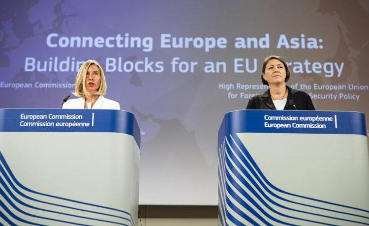 "Note of Comment on ""Connecting Europe and Asia"""