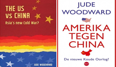 Book Launch: The US vs China – Asia's new Cold War?