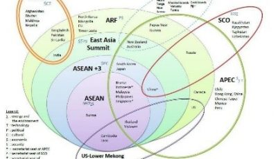 Development of Regional Cooperation in Asia