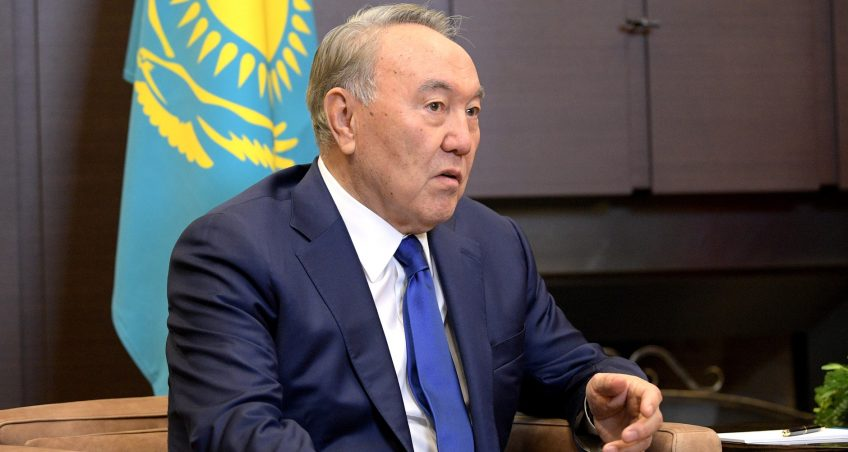 President Nursultan Nazarbayev – Forging the Kazakhstan Way