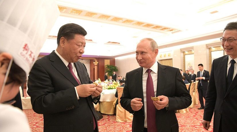 A More Substantive Russia-China Relationship: The Role of the Oligarchs
