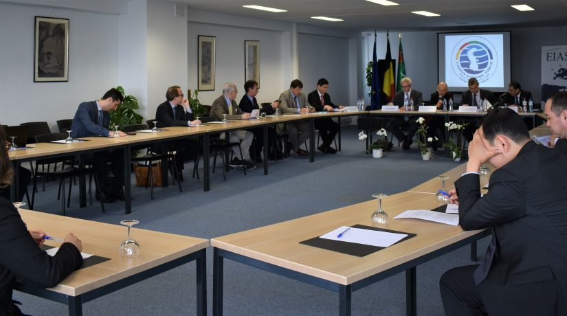 EIAS Hosts Roundtable on the Upcoming First Caspian Economic Forum