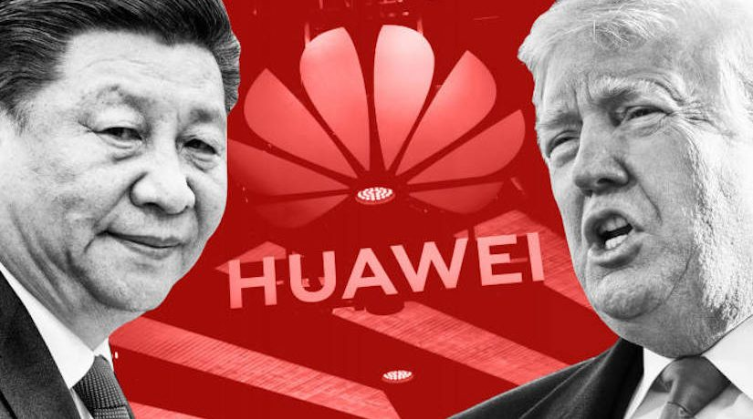 The trade war, Huawei and Chinese strategy