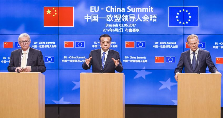 """The EU, China and Climate Action: Time to """"Turn Up the Heat"""" on Climate Cooperation"""
