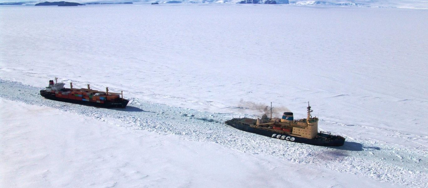 Arctic shipping, more than a Russian aspiration?