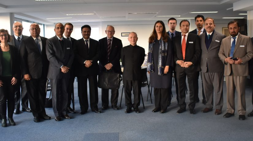 EIAS Hosts Training for Visiting Delegation of Pakistani Senior Officials