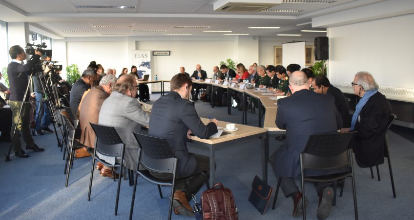 EIAS hosts roundtable on Strengthening EU-Viet Nam Defence and Security Cooperation