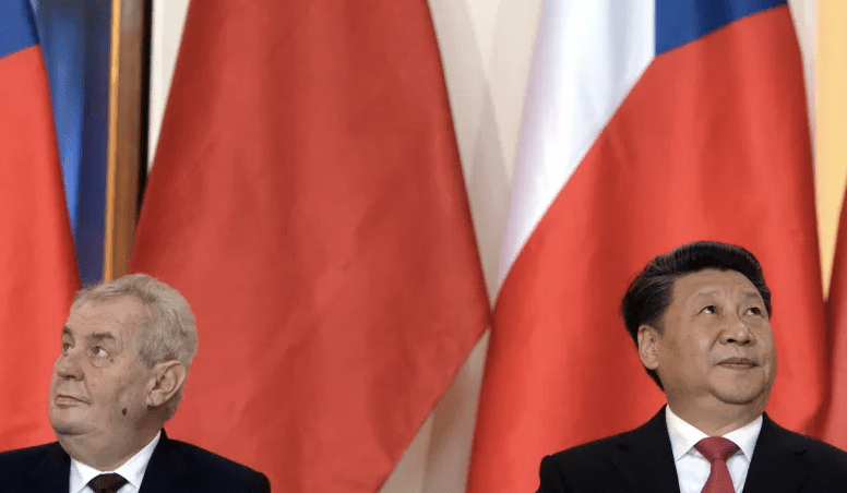 Czech Republic-China relations: An Eventful Decade