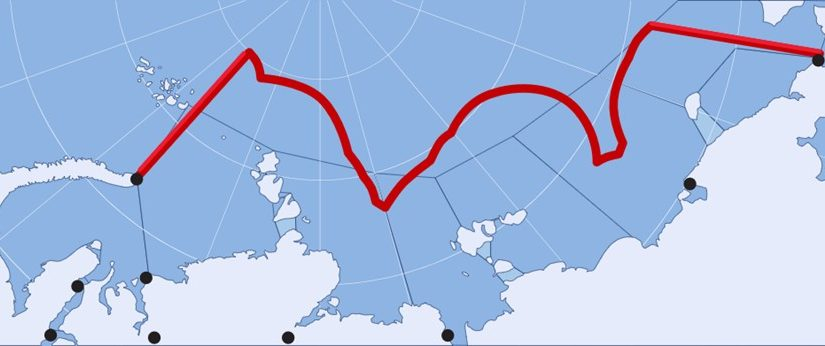 The Northern Sea Route -International Law and Russian Regulations