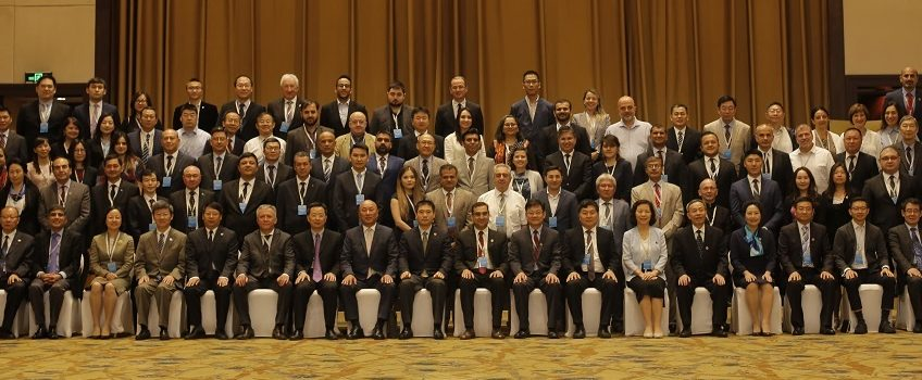 4th CAREC Think Tanks Development Forum held in Xi'an on 27-28 August 2019