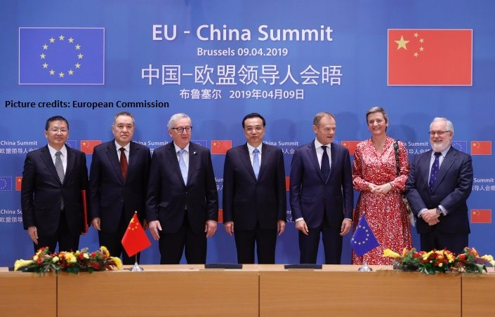 The New Commission Plans on European Digitalization and the Future of EU Digital Collaboration with China