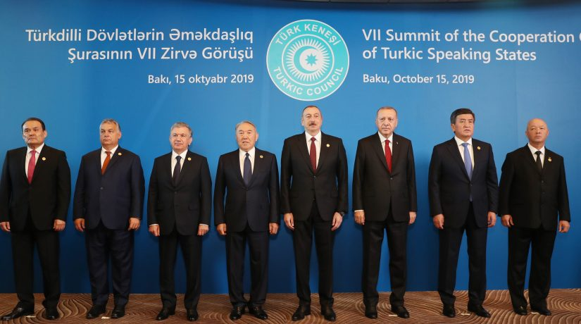 Uzbekistan Participates in its First Turkic Council Summit as Full Member