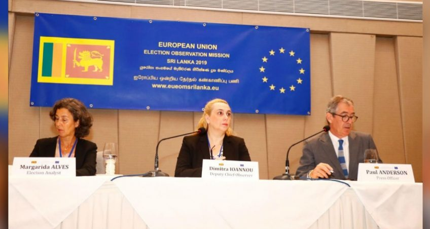 EU Election Observation Mission to Sri Lanka 2019