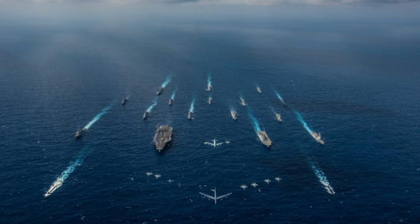 India: A Growing Presence in the South China Sea