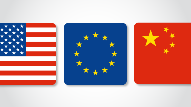 Caught in the middle: Europe's US-China dilemma