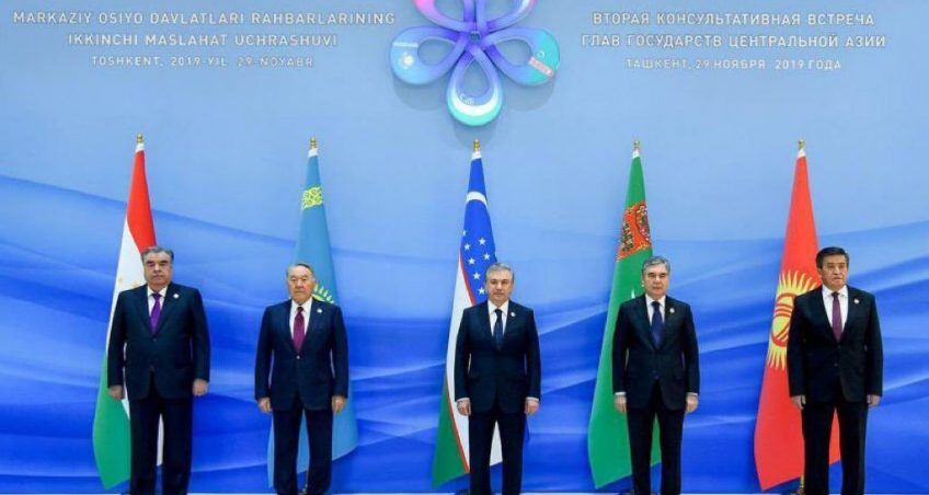 Uzbekistan Hosts Second Consultative Meeting of Central Asian Leaders