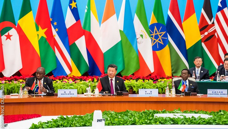 Advancing EU-China-Africa trilateral partnerships: the role of joint business ventures in promoting sustainability, innovation and institutional synergies