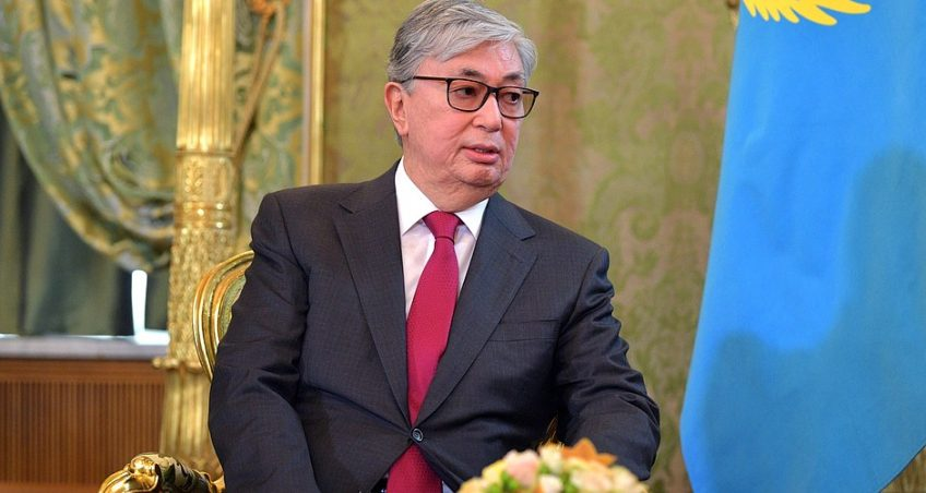 Note of Comment on President Tokayev's address to the National Council of Public Trust