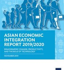 The Asian Economic Integration Report 2019/2020: Demographic Change, Productivity and the Role of Technology