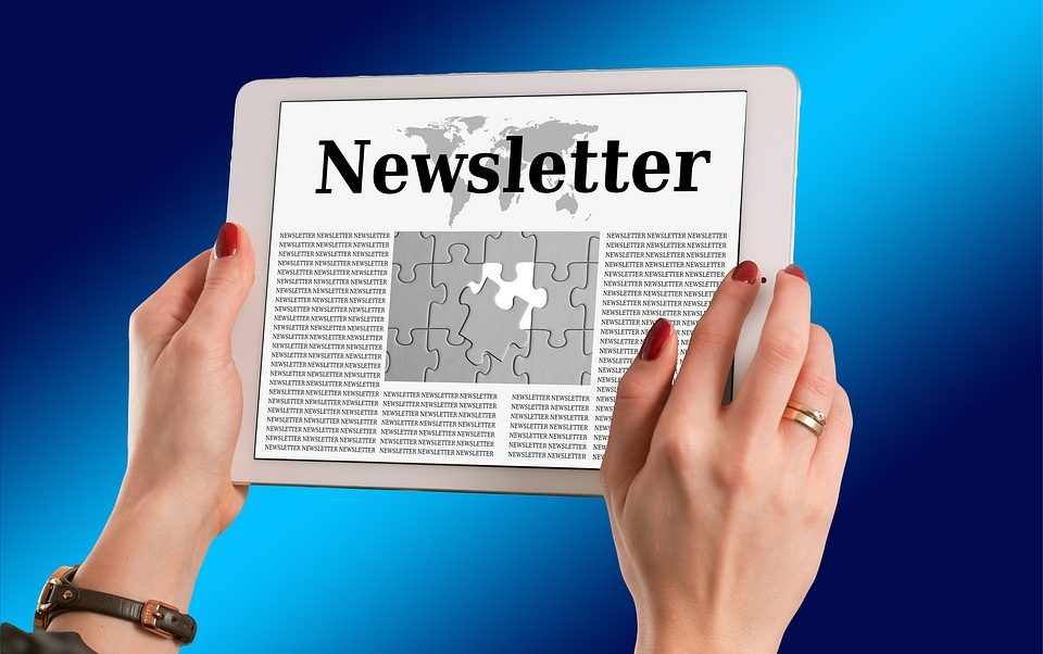 March Newsletter Published