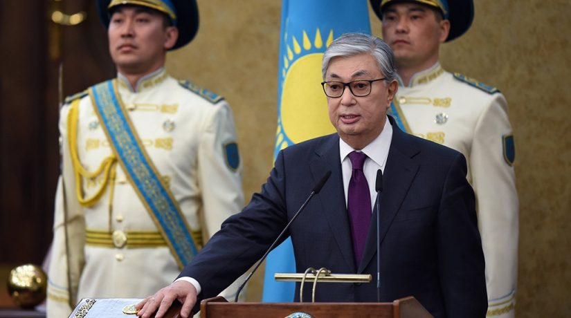 Remarks on President Tokayev's First Anniversary as President of Kazakhstan