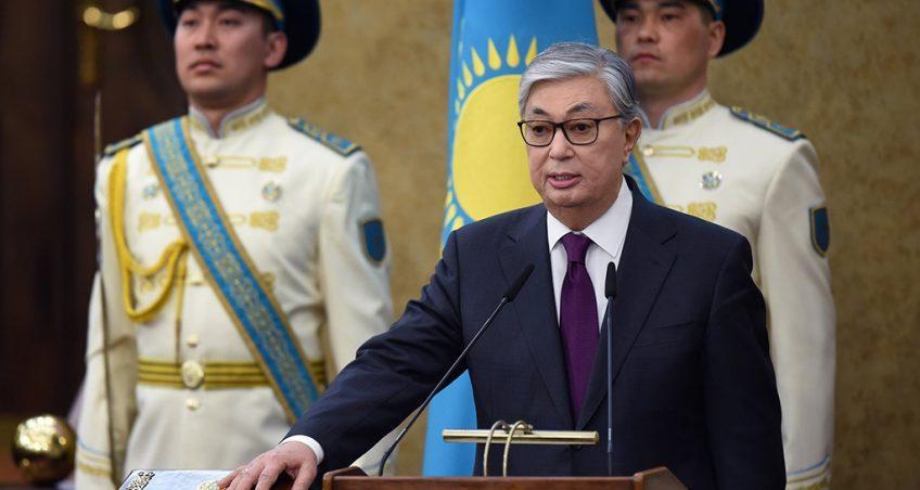 Remarks on President Tokayev's First Anniversary as President of Kazakhstan