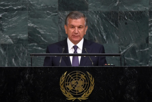 Uzbekistan's Report on Combatting Human Trafficking and Forced Labour Released
