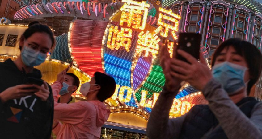 Tourism and COVID-19: The Case of Macau